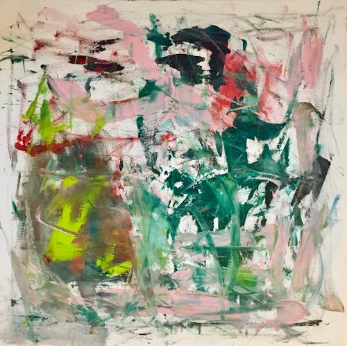 Christel Haag, Metamorphosis, Abstraktes, Informel