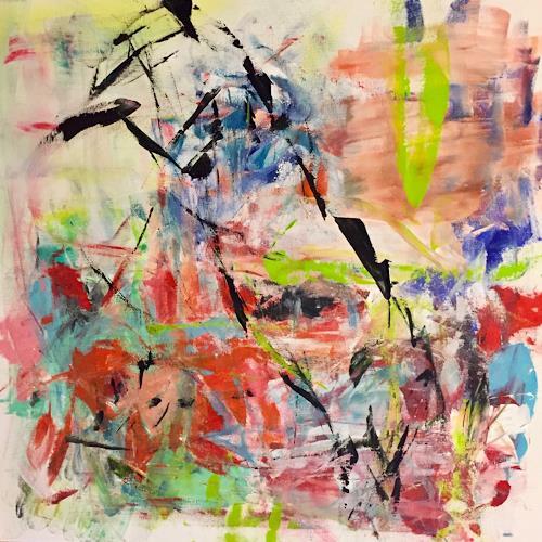 Christel Haag, Something to talk about, Abstraktes, Abstrakte Kunst