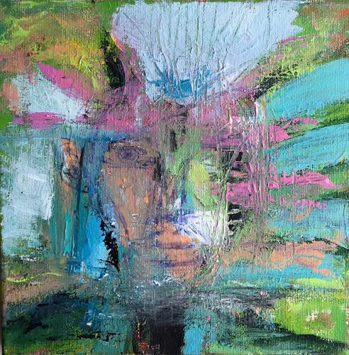 Christel Haag, Child of Nature, Abstraktes, Gegenwartskunst