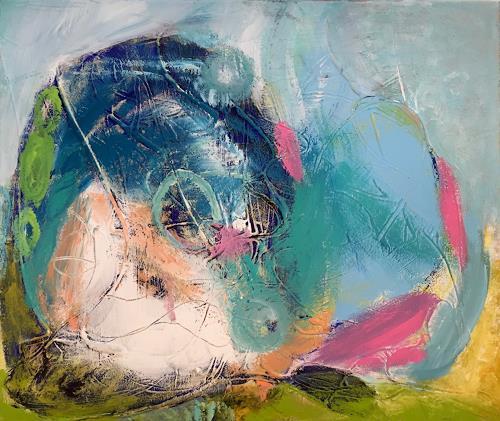 Christel Haag, Nesthäkchen, Abstraktes, Gegenwartskunst