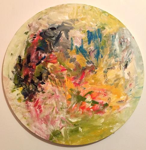 Christel Haag, Magical Journey, Abstraktes, Abstrakte Kunst
