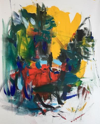 Christel Haag, It is possible, Abstraktes, Gegenwartskunst