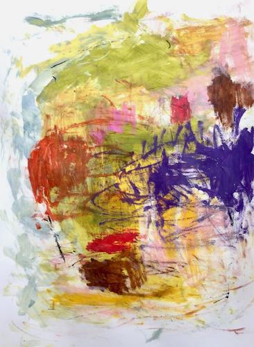 Christel Haag, Look Me in the Eye, Abstraktes, Gegenwartskunst