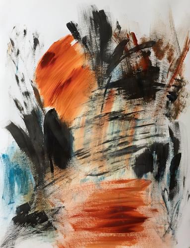 Christel Haag, Anyhow, Abstraktes, Gegenwartskunst