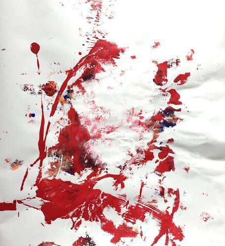 Christel Haag, Take your chance, Abstraktes, Gegenwartskunst