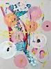 Christel Haag, Joyride, Abstraktes, Fantasie, Gegenwartskunst