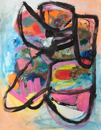 Christel Haag, The Proposal, Abstraktes, Gegenwartskunst