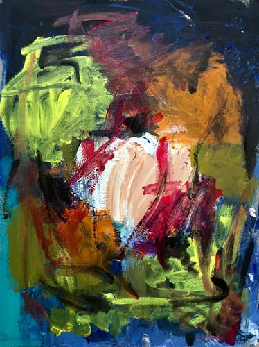 Christel Haag, Light of My Life, Abstraktes, Gegenwartskunst
