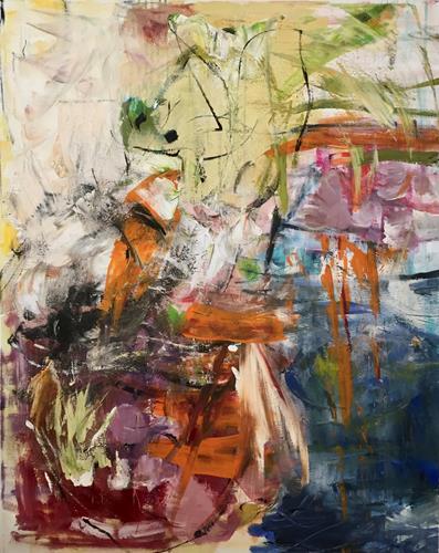 Christel Haag, Searching For You, Abstraktes, Gegenwartskunst
