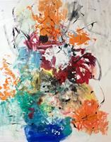 Christel-Haag-Abstraktes-Pflanzen-Gegenwartskunst-Gegenwartskunst