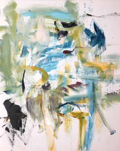 Christel Haag, Family Business, Abstraktes, Gegenwartskunst