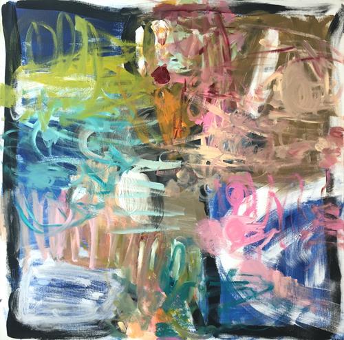 Christel Haag, Out of the Ordinary, Abstraktes, Gegenwartskunst