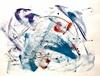 Christel Haag, Talk About 1, Abstraktes, Bewegung, Gegenwartskunst