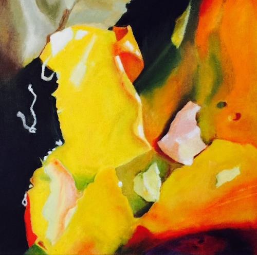 Susanne Wolf, Feelings, Gefühle, Abstraktes, Abstrakter Expressionismus