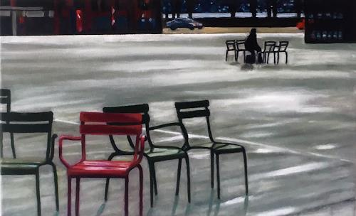 Susanne Wolf, Dieser Novembertag, Diverse Gefühle, Gegenwartskunst, Abstrakter Expressionismus