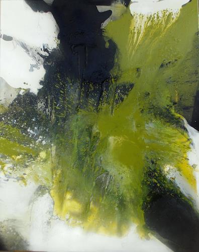 Christa Haack, Intensity II, Abstraktes, Abstraktes, Abstrakte Kunst