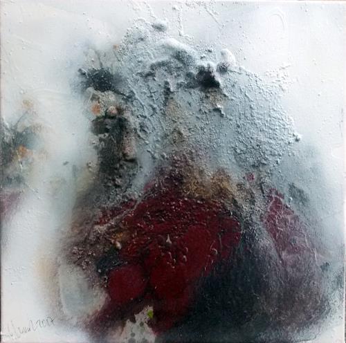 Christa Haack, Additons 3, Abstraktes, Abstraktes, Abstrakte Kunst, Expressionismus