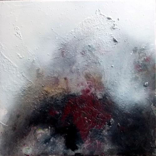 Christa Haack, Additions 4, Abstraktes, Abstraktes, Abstrakte Kunst