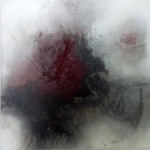 Christa Haack, Additions 6, Abstraktes, Abstraktes, Abstrakter Expressionismus