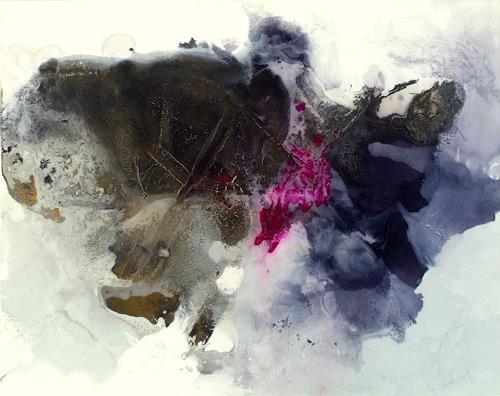 Christa Haack, Rivalry, Abstraktes, Abstraktes, Abstrakter Expressionismus