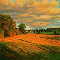 R. Mierniczak, o.T. (French landscape)