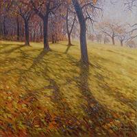 Richard-MIerniczak-Landschaft-Herbst-Natur-Diverse-Moderne-Impressionismus-Neo-Impressionismus