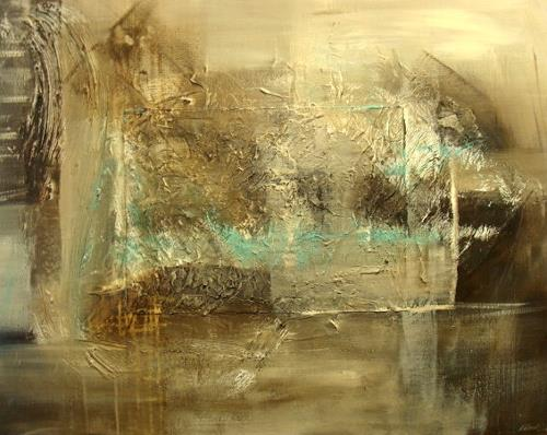 Sandra Wernli, Einklang III, Abstraktes