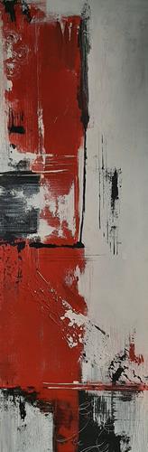 Sandra Wernli, O/T, Abstraktes, Abstrakte Kunst
