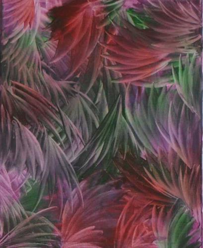 Barbara Zucker, Palmenmix, Pflanzen: Palmen, Moderne