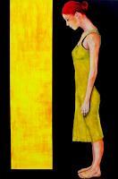 T. Thüring, Die Tür in Gelb Variante 2