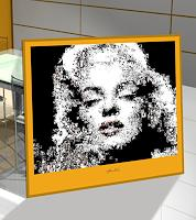 gerd-kemmerling-Diverse-Erotik-Menschen-Frau-Moderne-Pop-Art