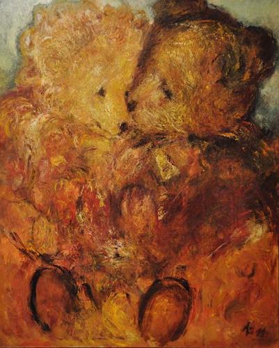 Arthur Schneid, Krone der Schöpfung, Poesie, Tiere, Gegenwartskunst