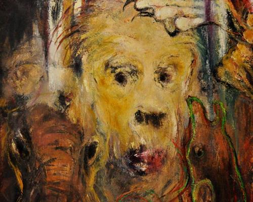 Arthur Schneid, Anthropogene Selektion, Tiere, Natur, Gegenwartskunst