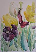 Arthur-Schneid-Natur-Pflanzen-Blumen-Gegenwartskunst-Gegenwartskunst