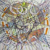 Arthur-Schneid-Krieg-Abstraktes-Moderne-Abstrakte-Kunst