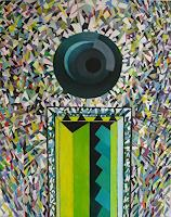 Arthur-Schneid-Technik-Mythologie-Moderne-Abstrakte-Kunst