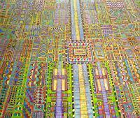 Arthur-Schneid-Technik-Fantasie-Moderne-Abstrakte-Kunst