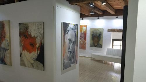 Eva Vogt, Galerie mbeck 1, Diverses, Gegenwartskunst