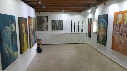 Eva Vogt, Galerie mbeck 2, Diverses, Gegenwartskunst