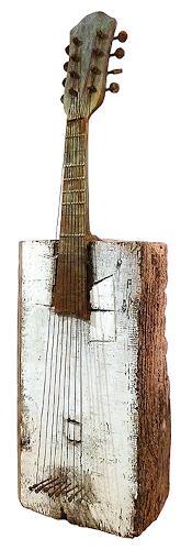 Raúl López García, Bandoleño, Musik: Instrument, Abstraktes, Art Brut