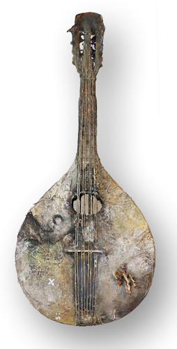 Raúl López García, Afónico, Musik: Instrument, Abstraktes, Abstrakter Expressionismus
