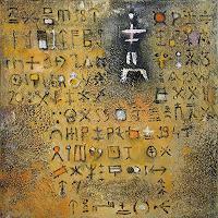 Raul-Lopez-Garcia-Symbol-Abstraktes-Moderne-Symbolismus