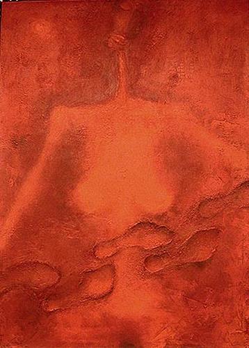 Raúl López García, Fatalidad, Menschen, Abstraktes, Abstrakte Kunst, Abstrakter Expressionismus