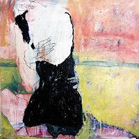 Mila-Plaickner-Akt-Erotik-Menschen-Frau-Moderne-expressiver-Realismus