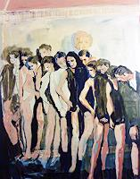 Mila-Plaickner-Menschen-Gruppe-Akt-Erotik-Moderne-Moderne