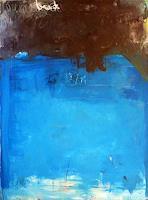 M. Plaickner, blue-braun