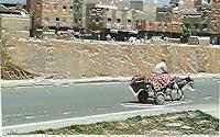 Beatrix Schibl, Marokko