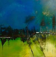 Beatrix-Schibl-Fantasie-Landschaft-Moderne-Abstrakte-Kunst