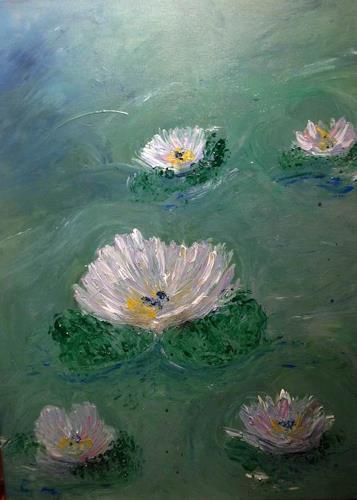 Beatrix Schibl, Seeroesen, Natur, Natur: Wasser, Naturalismus