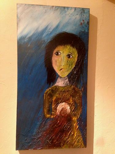Beatrix Schibl, Grenzen, Gefühle, Gefühle: Angst, Konkrete Kunst